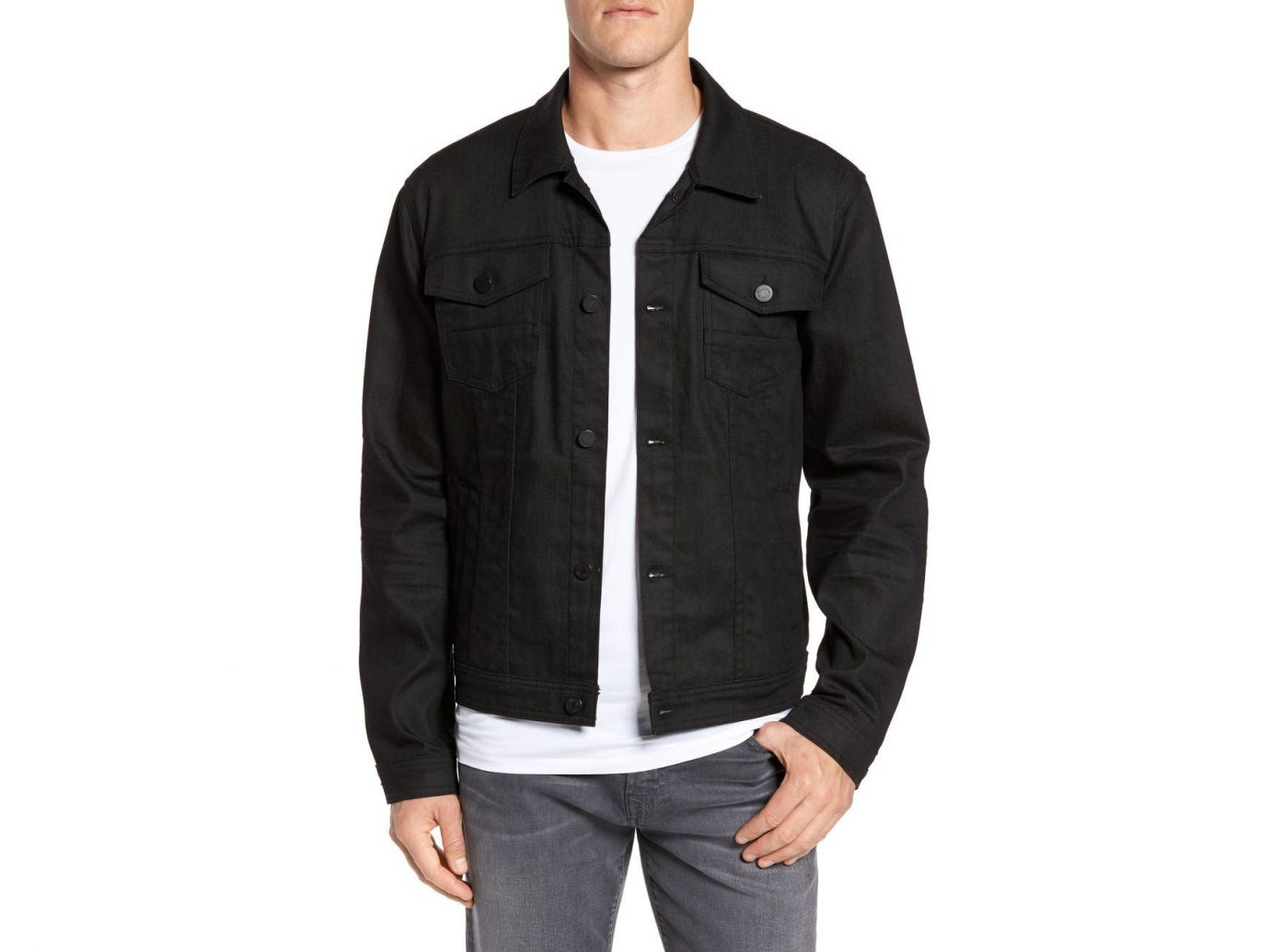 Style + Design Travel Shop person man standing jacket posing sleeve wearing outerwear suit leather jacket product pocket dressed work-clothing