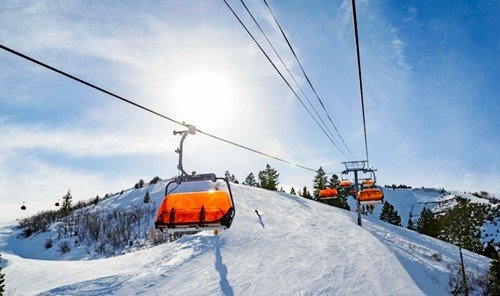 Trip Ideas sky snow outdoor ski tow skiing piste Ski geological phenomenon alpine skiing winter sport ski equipment sports cable car Nature hill downhill nordic skiing Resort sports equipment slope day