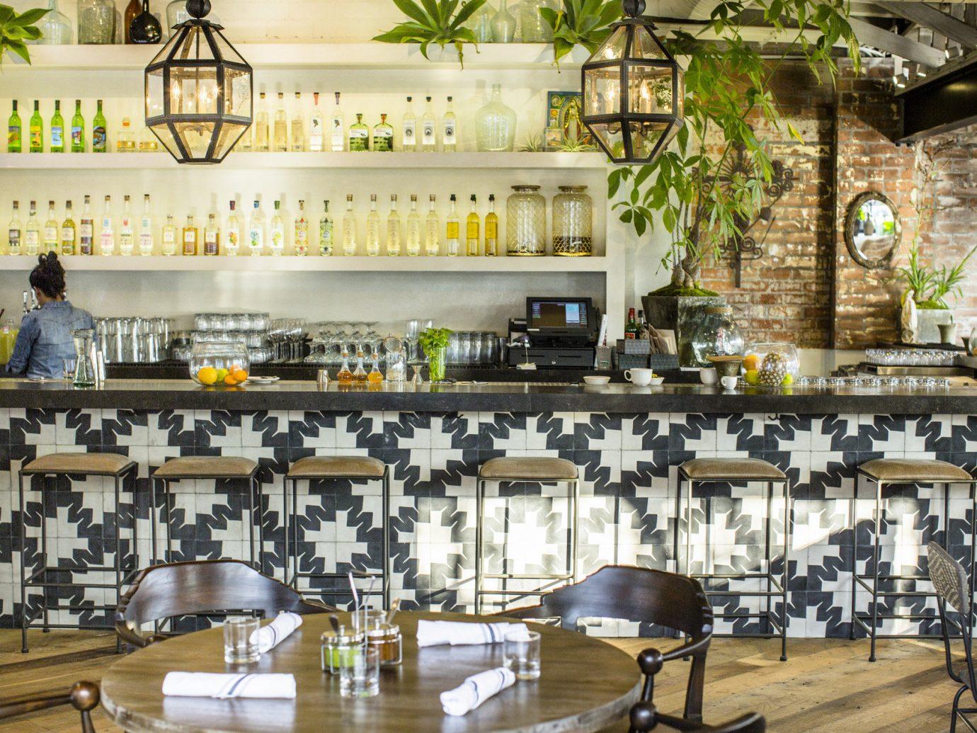 Hotels Trip Ideas indoor restaurant meal Bar interior design