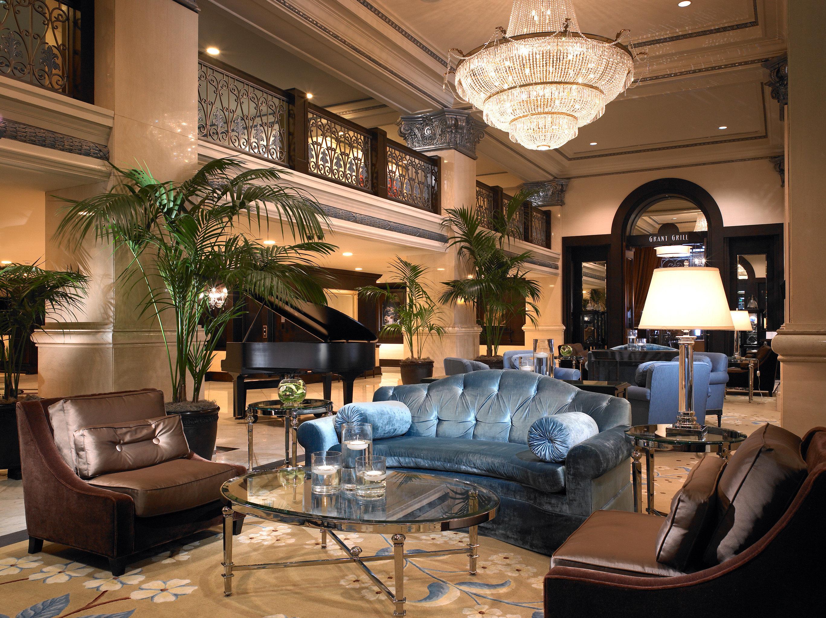 Elegant Hotels Living Lobby Lounge indoor living room room property estate home mansion interior design real estate dining room Villa furniture cluttered