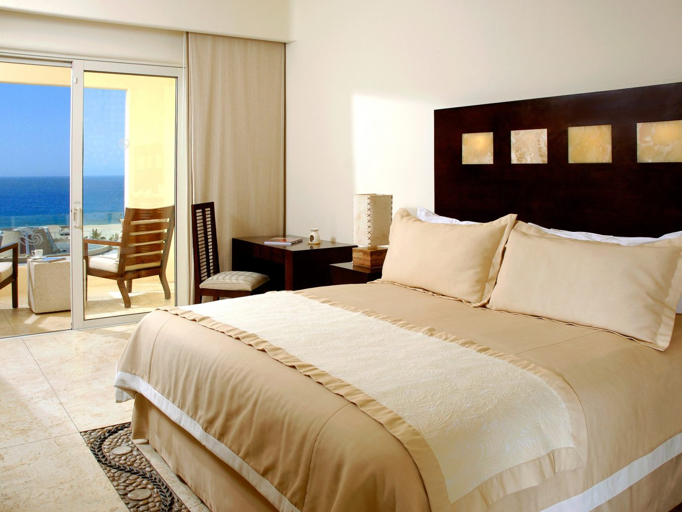 Bedroom At Adult-Only Resort & Space In Cabo San Lucas