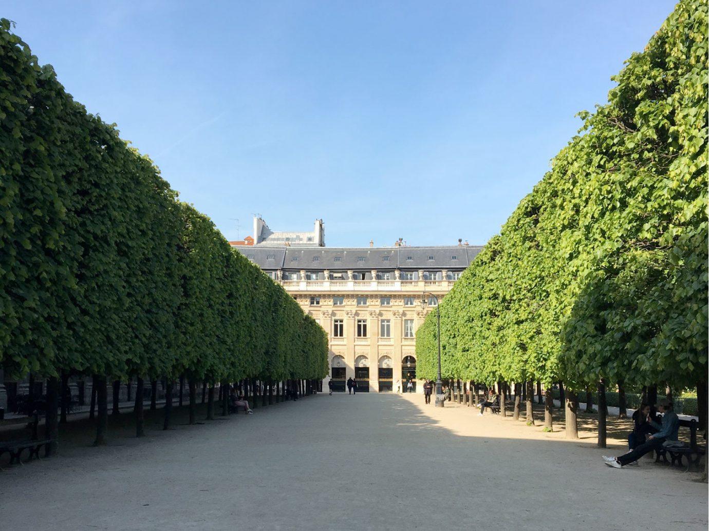 France Paris Trip Ideas outdoor sky tree green Architecture château estate tourism woody plant plant palace Garden town square