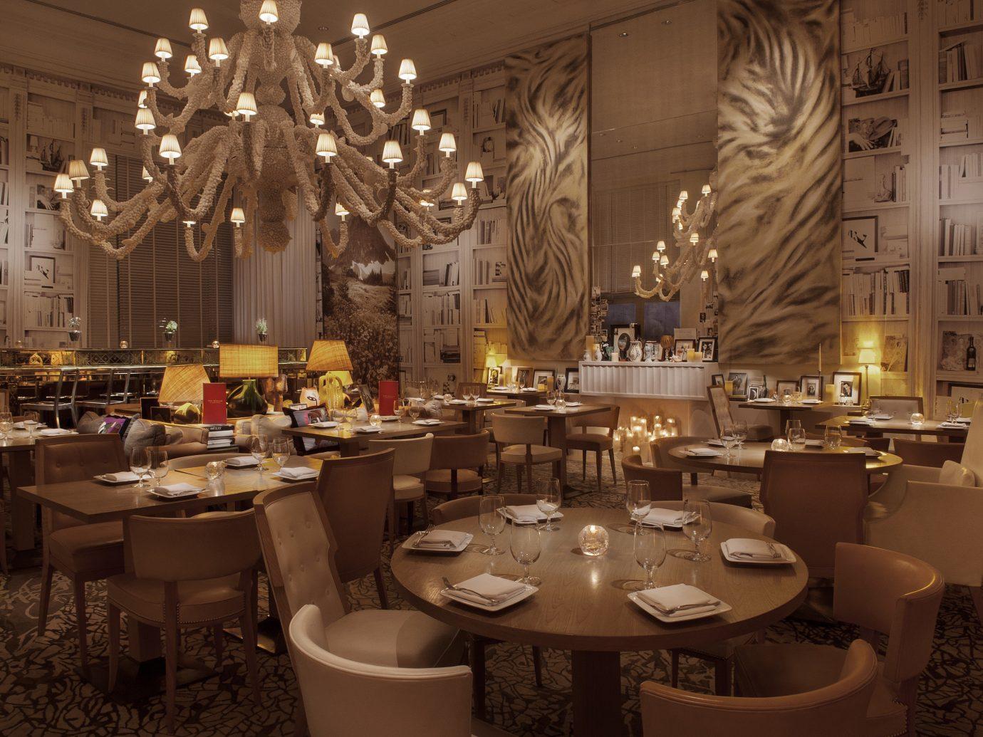Travel Tips indoor function hall restaurant interior design dining room ballroom table
