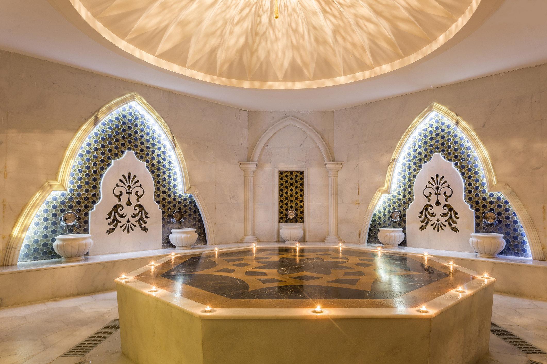 Health + Wellness Trip Ideas indoor interior design estate furniture ceiling Lobby table amenity