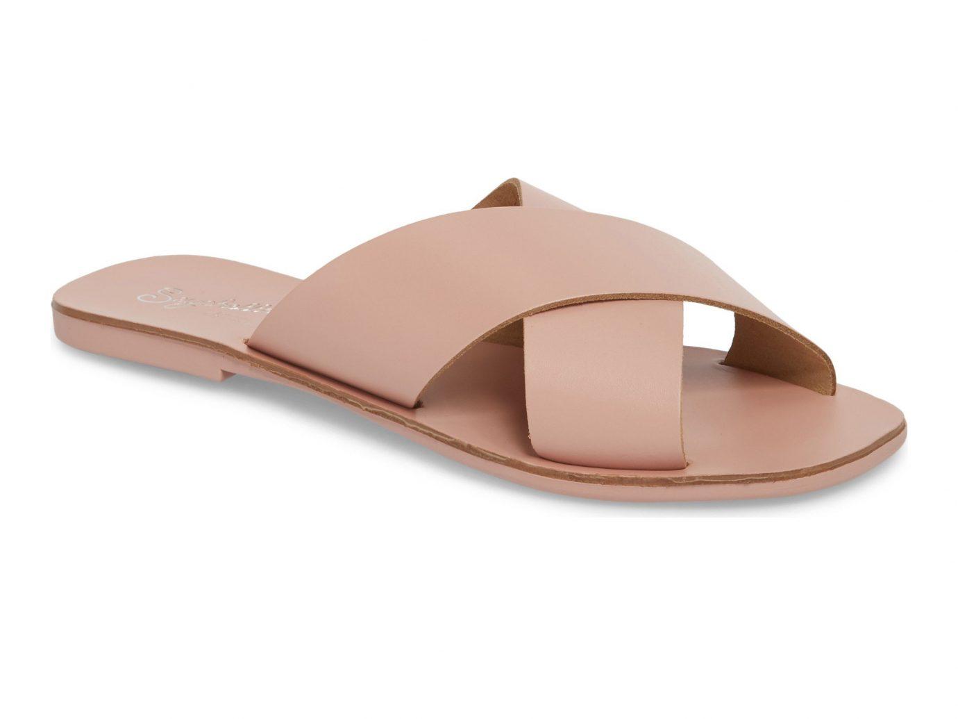 Trip Ideas footwear brown sandal shoe flip flops product design beige outdoor shoe product peach walking shoe