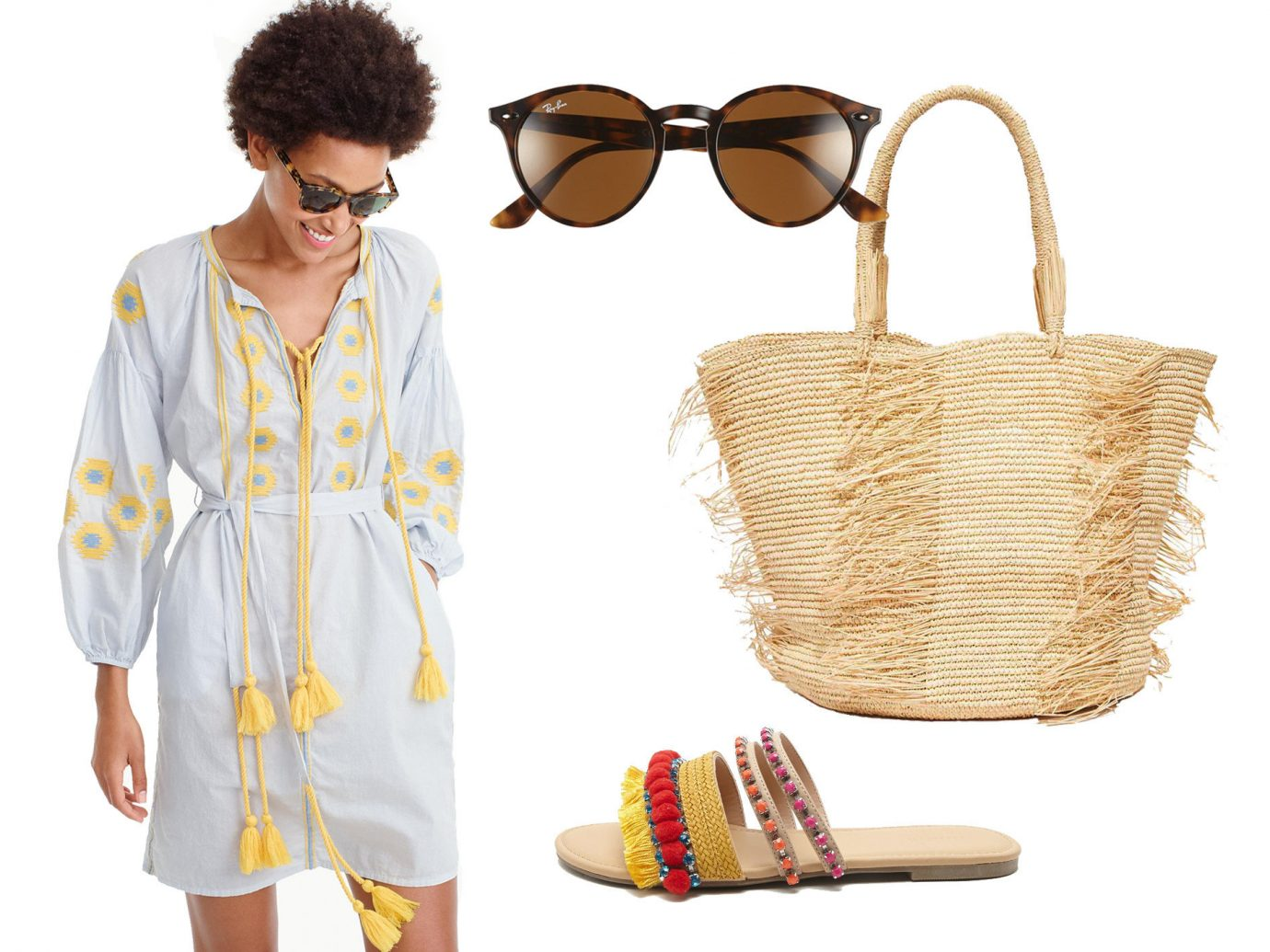 Style + Design person clothing yellow product spring glasses pattern
