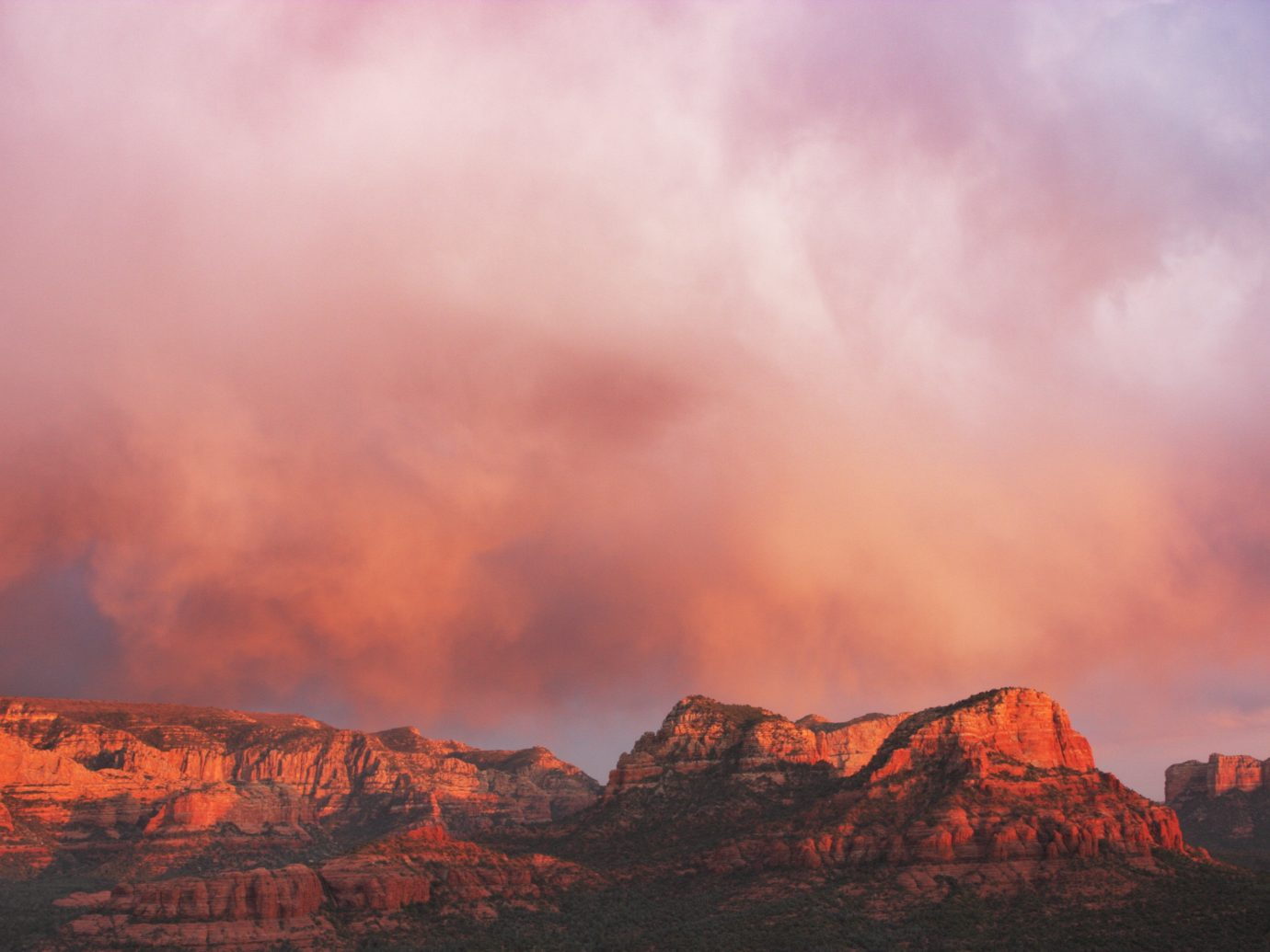 Offbeat sky mountain outdoor Nature mountainous landforms landform geographical feature clouds atmospheric phenomenon sunrise cloud geological phenomenon Sunset dawn valley morning canyon background evening dusk cloudy
