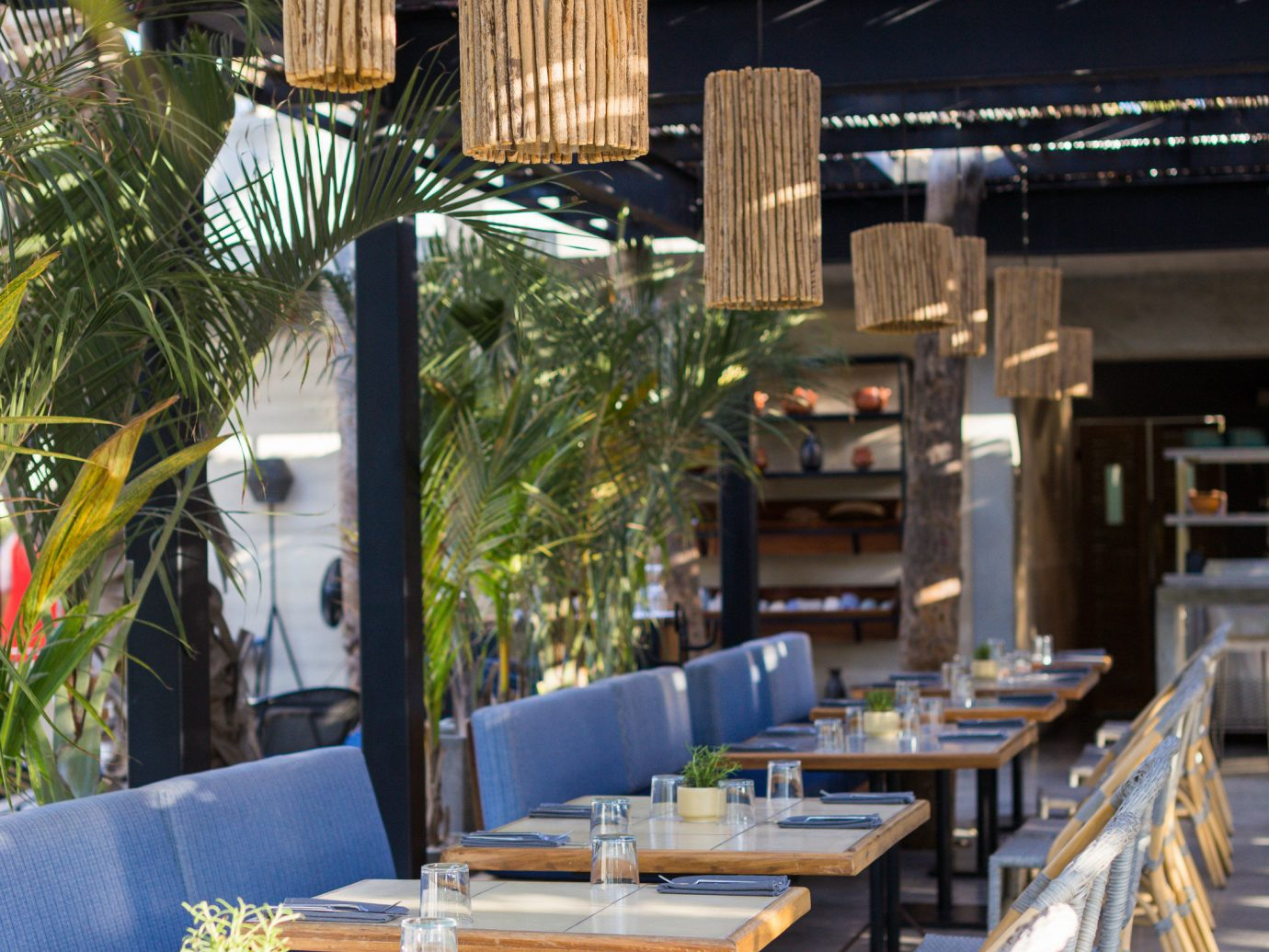 Travel Tips table indoor restaurant room interior design home wood Resort Design Bar