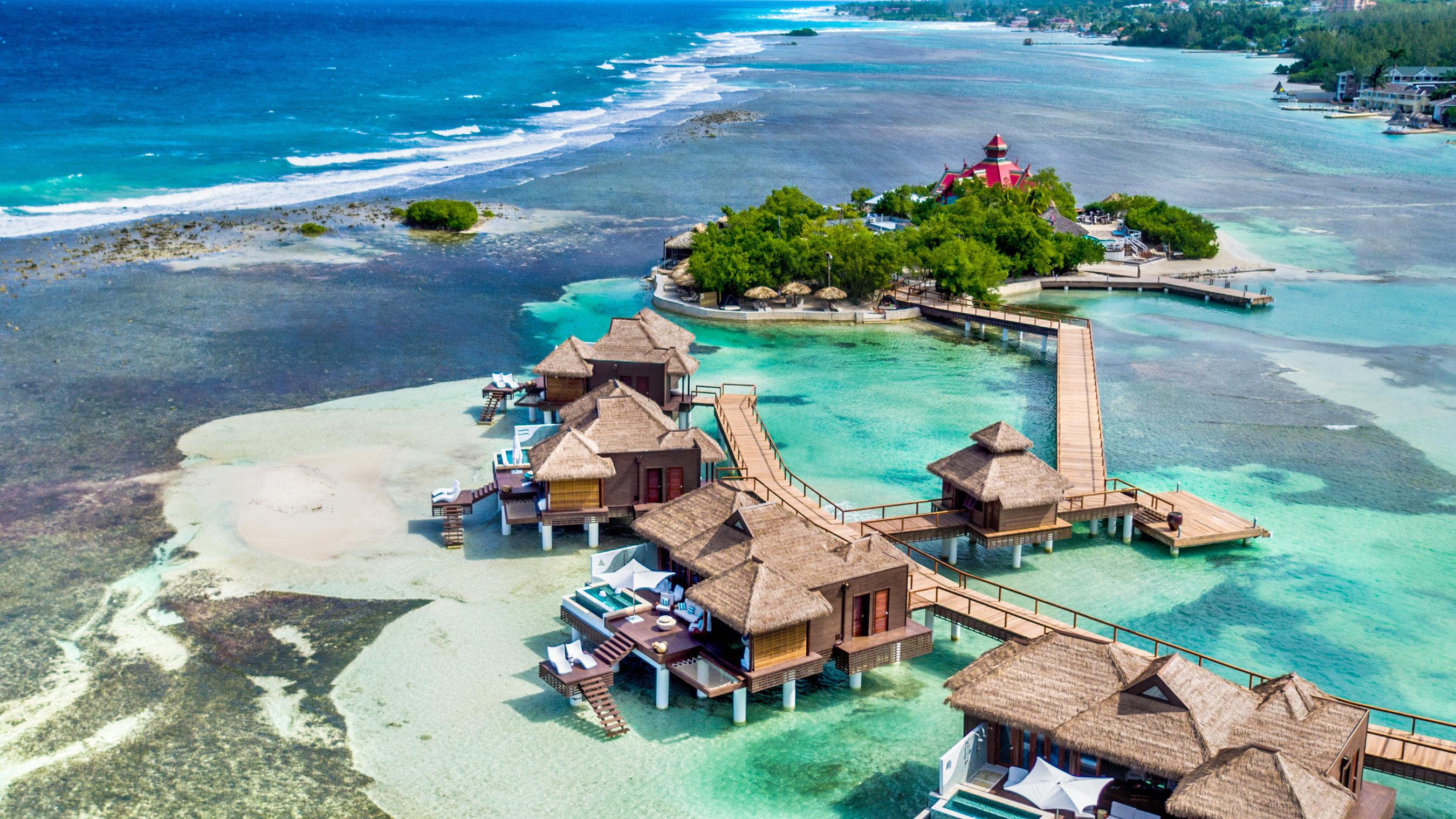 All Inclusive Resorts Hotels Water Sea Outdoor Coast Nature Vacation Ocean Caribbean Beach Bay Resort