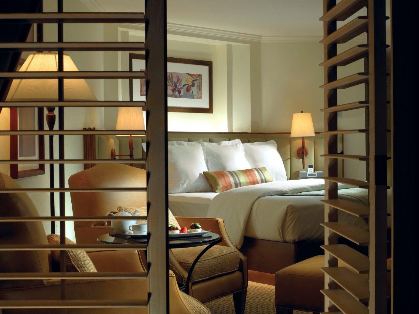 Bedroom At Rancho Bernardo Inn - San Diego, Ca - Resort