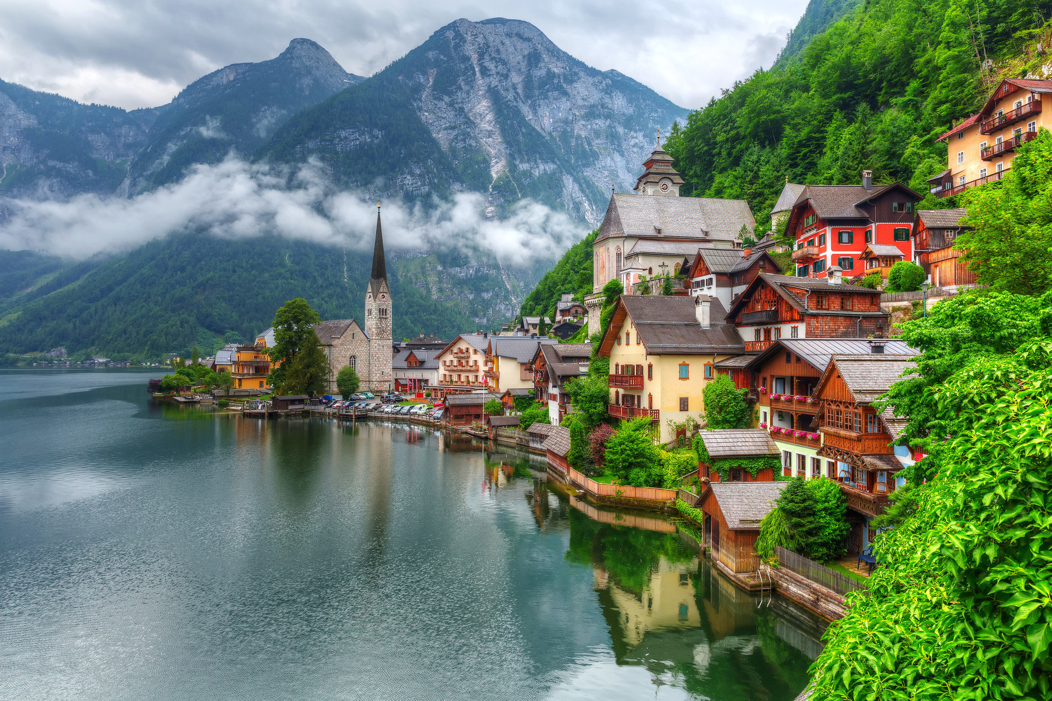 Hotels Trip Ideas mountain outdoor water mountainous landforms Nature geographical feature Town mountain range River Village vacation tourism alps fjord landscape Lake valley flower traveling surrounded