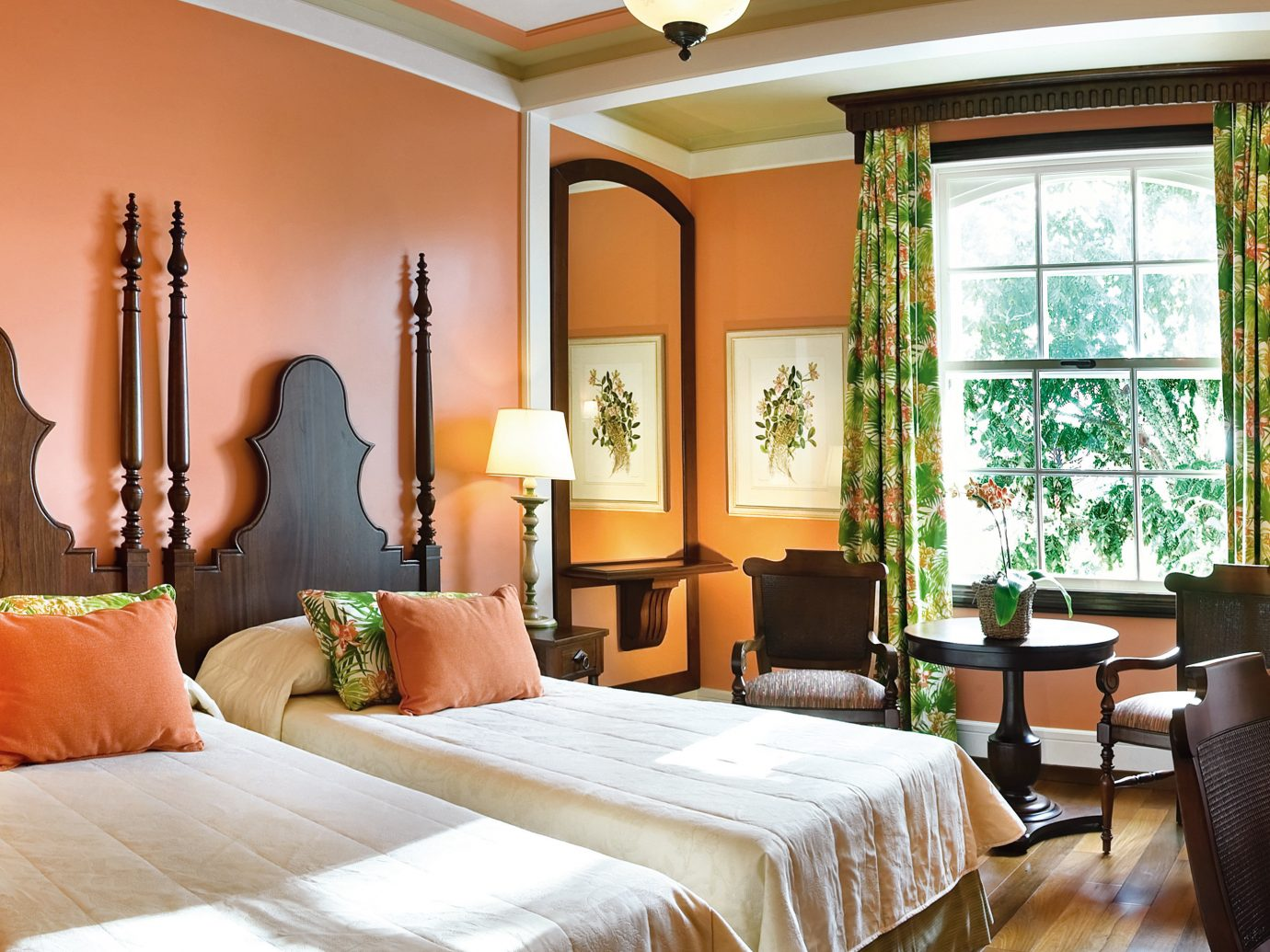 Bedroom At The Belmond Hotel Das Cataratas In Brazil, Iguacu National Park