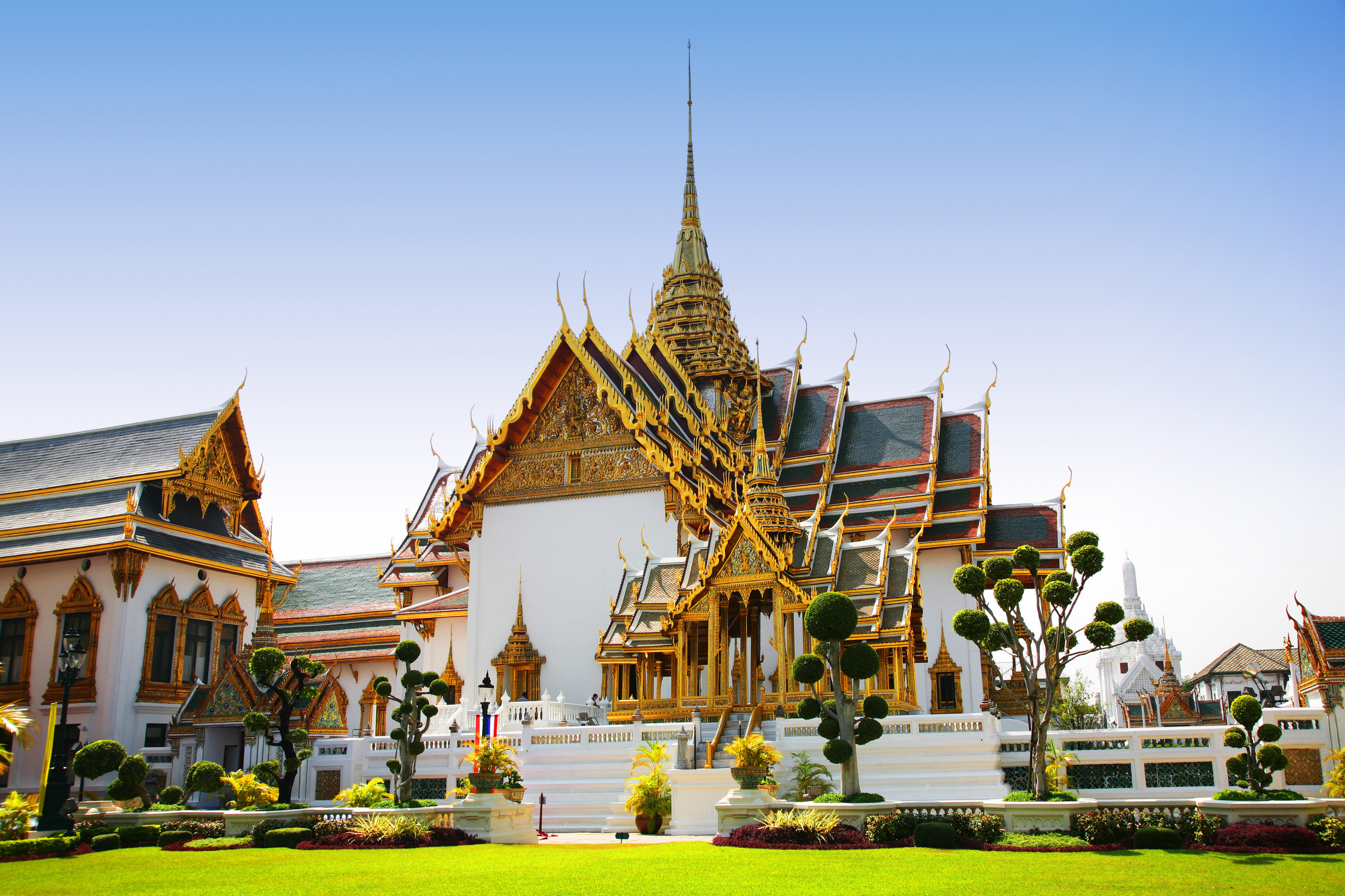 Hotels Jetsetter Guides outdoor sky building place of worship historic site landmark temple wat hindu temple tourism palace tower Resort day