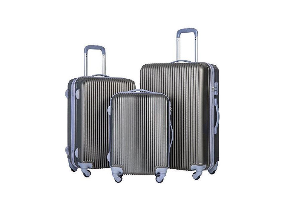Packing Tips Style + Design Travel Shop luggage suitcase piece product bag product design hand luggage luggage & bags metal