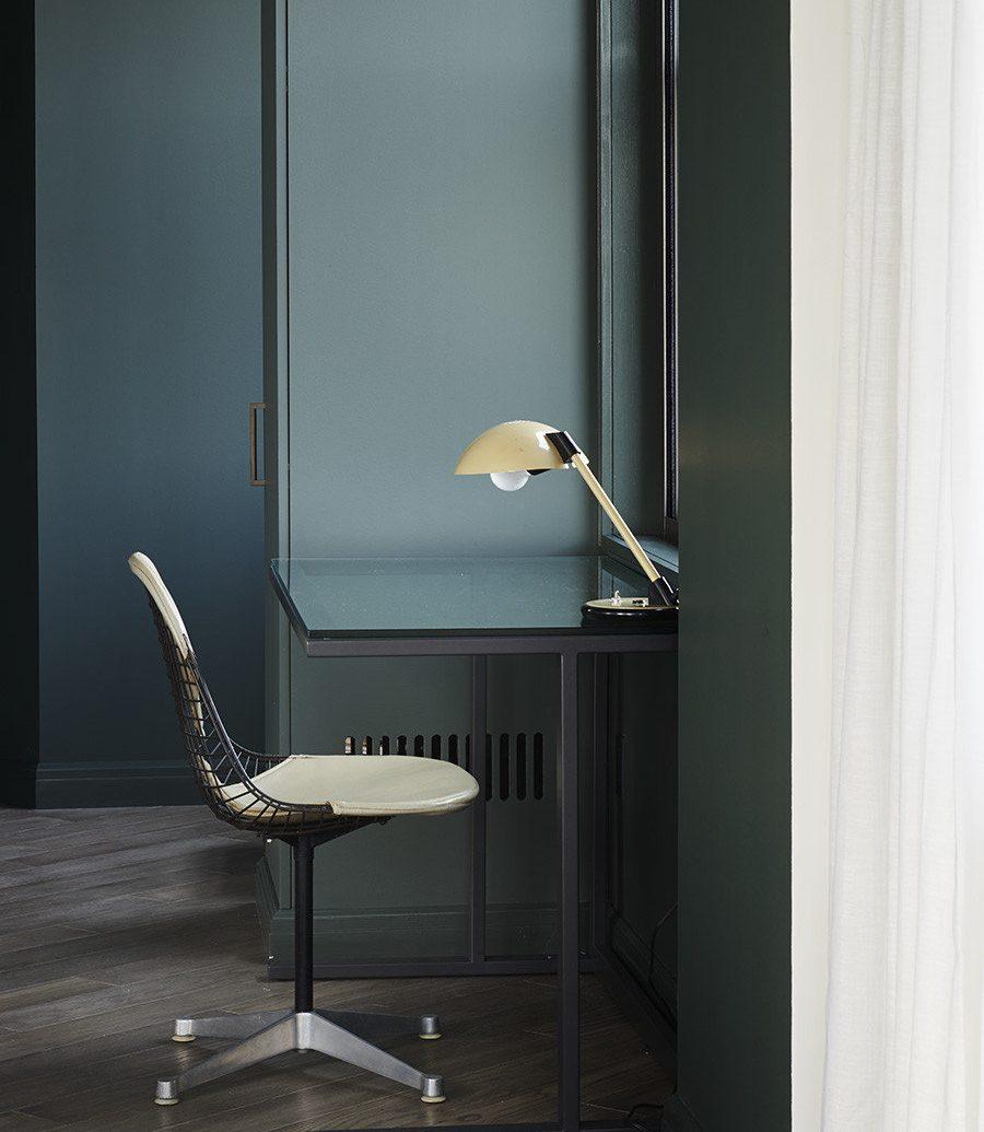 Trip Ideas wall indoor furniture room floor shelf lighting interior design wood table door wardrobe Design window covering chair