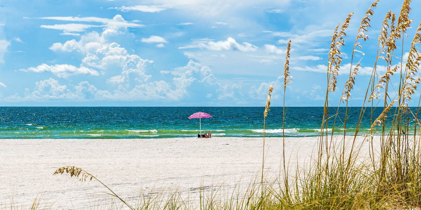 Florida Miami Trip Ideas Weekend Getaways outdoor sky water habitat Beach shore Sea body of water Ocean horizon Coast vacation Nature bay sand caribbean wave sandy