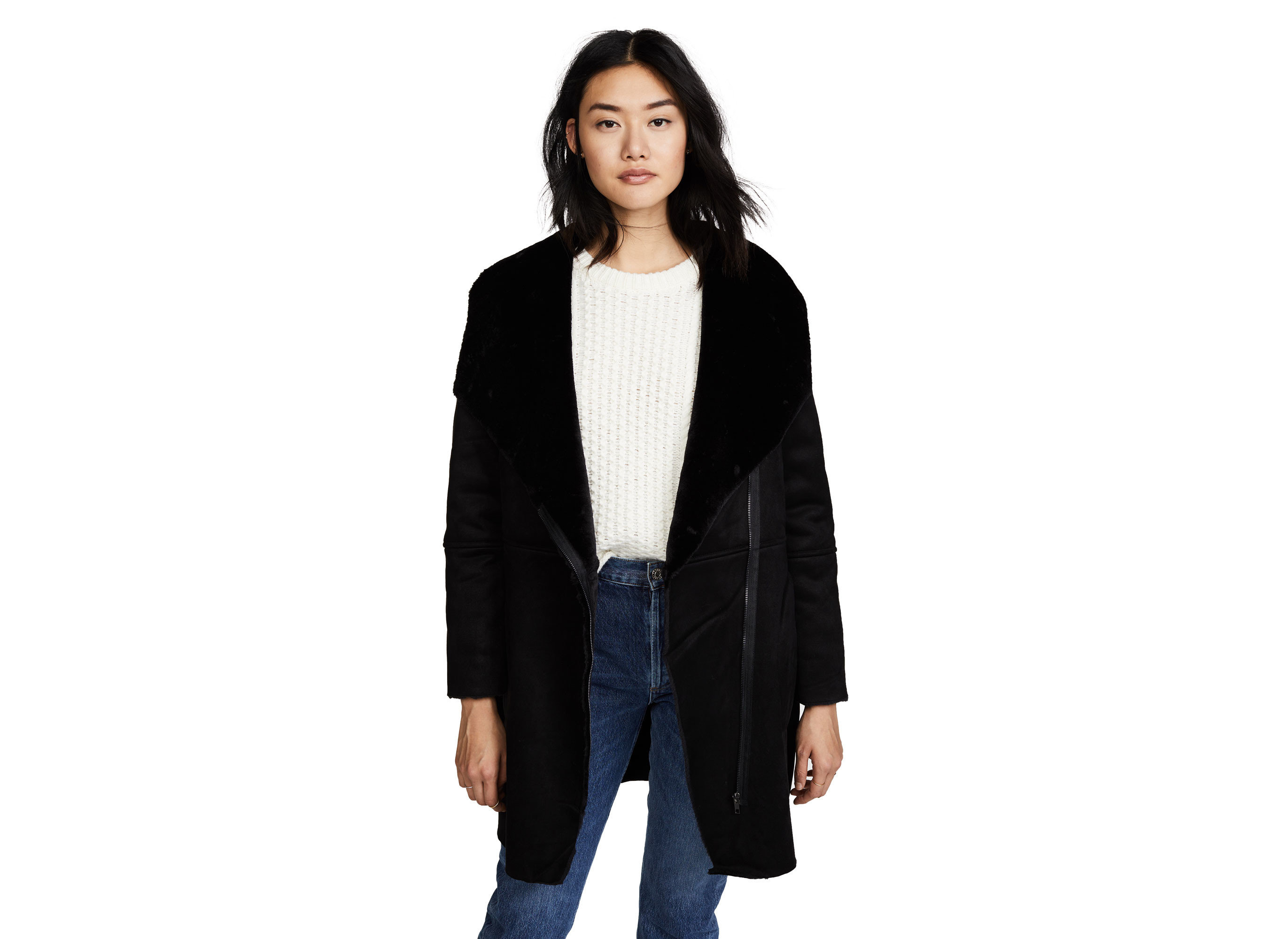 Style + Design Travel Shop clothing person suit posing standing coat wearing outerwear fur fur clothing jacket fashion model sleeve cardigan dressed