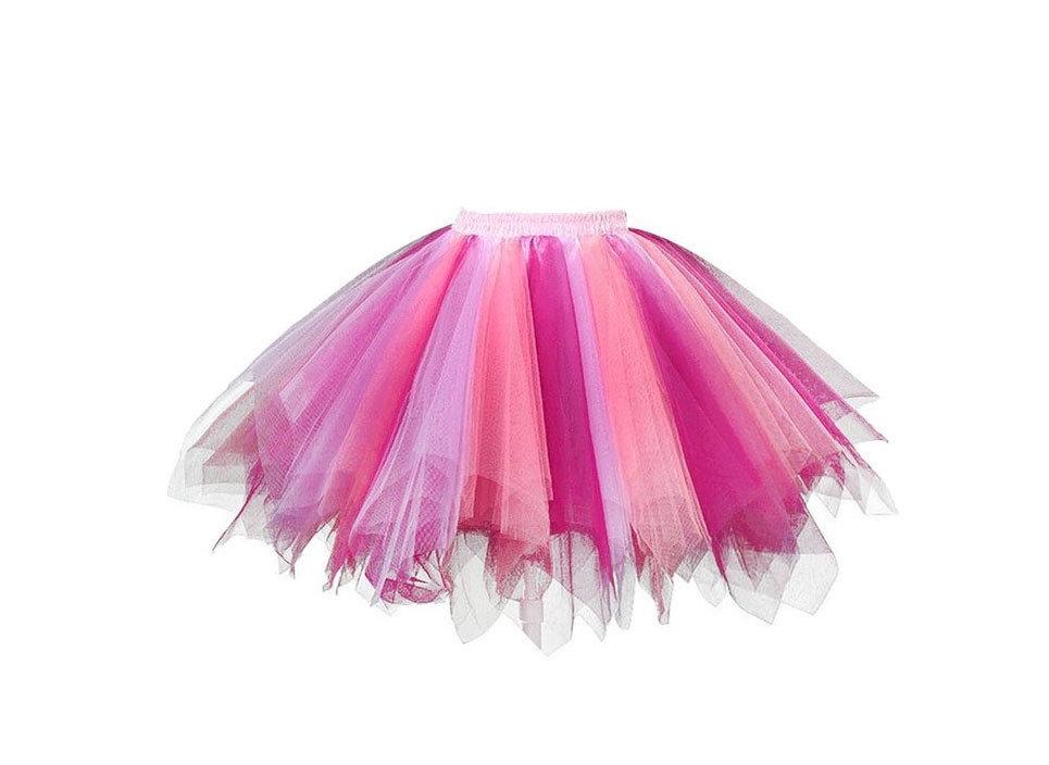 Style + Design pink clothing ballet tutu dance dress magenta costume fashion accessory petal quinceañera skirt gown cocktail dress