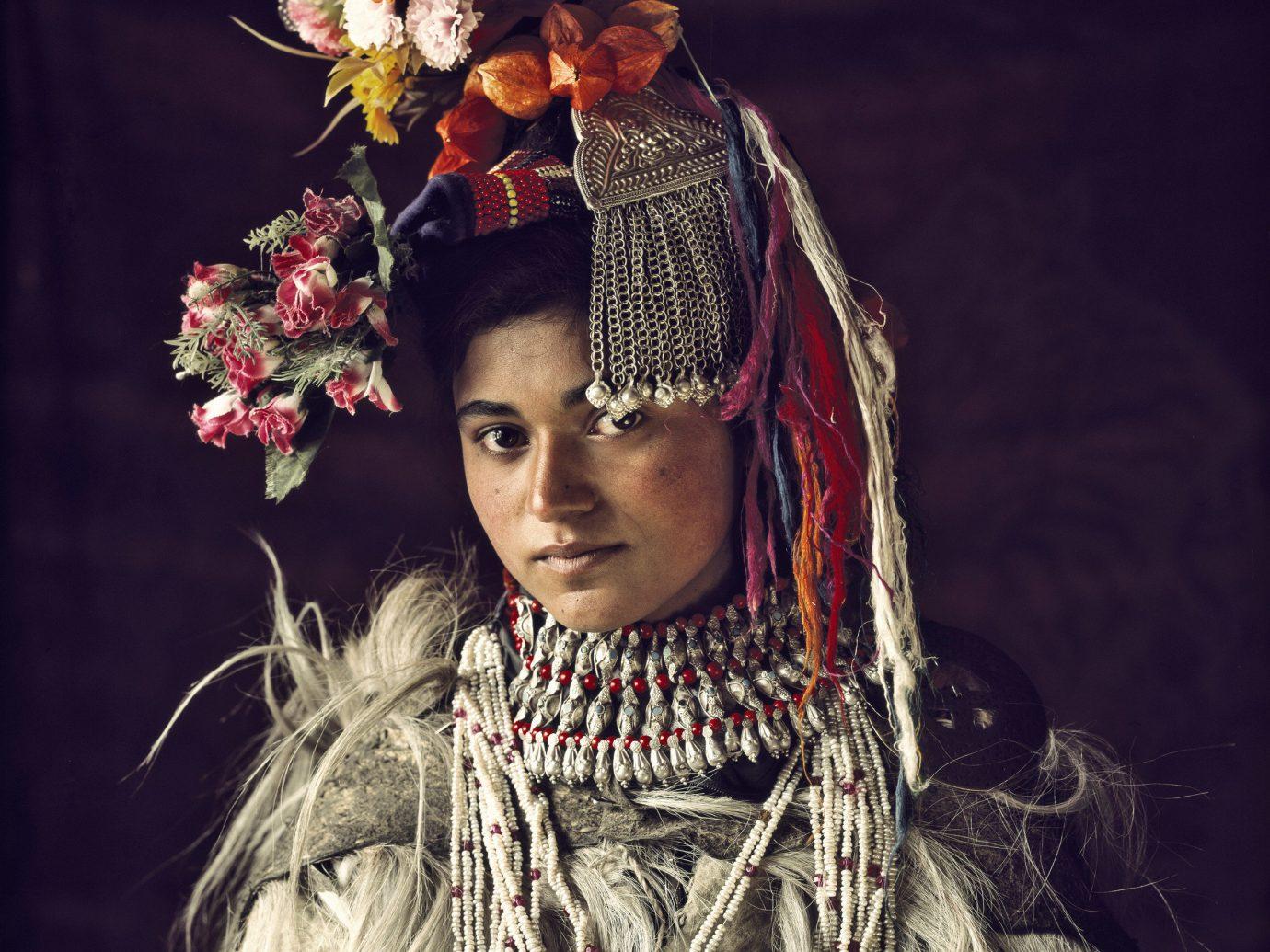 Arts + Culture clothing woman dancer flower