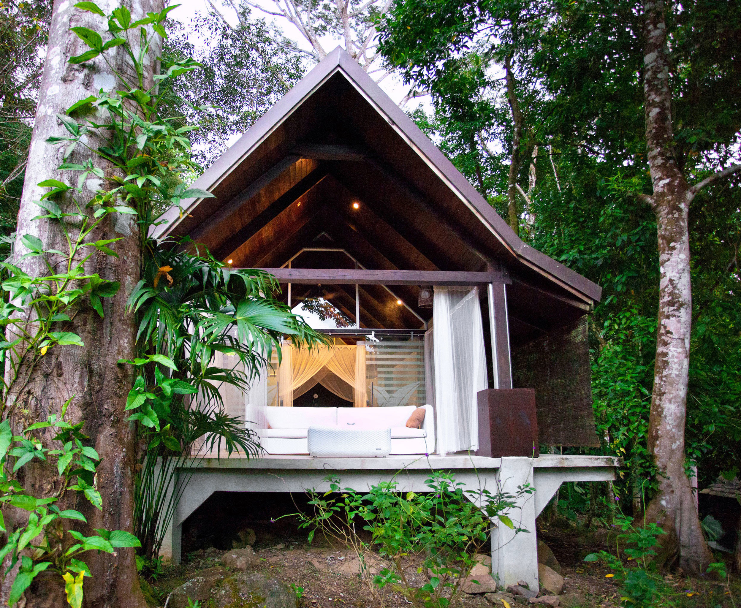 Beach Bedroom Exterior Hotels Living Resort Trip Ideas Villa tree outdoor house building hut log cabin cottage home shrine backyard outdoor structure chapel shack shed Jungle temple shinto shrine Garden place of worship stone