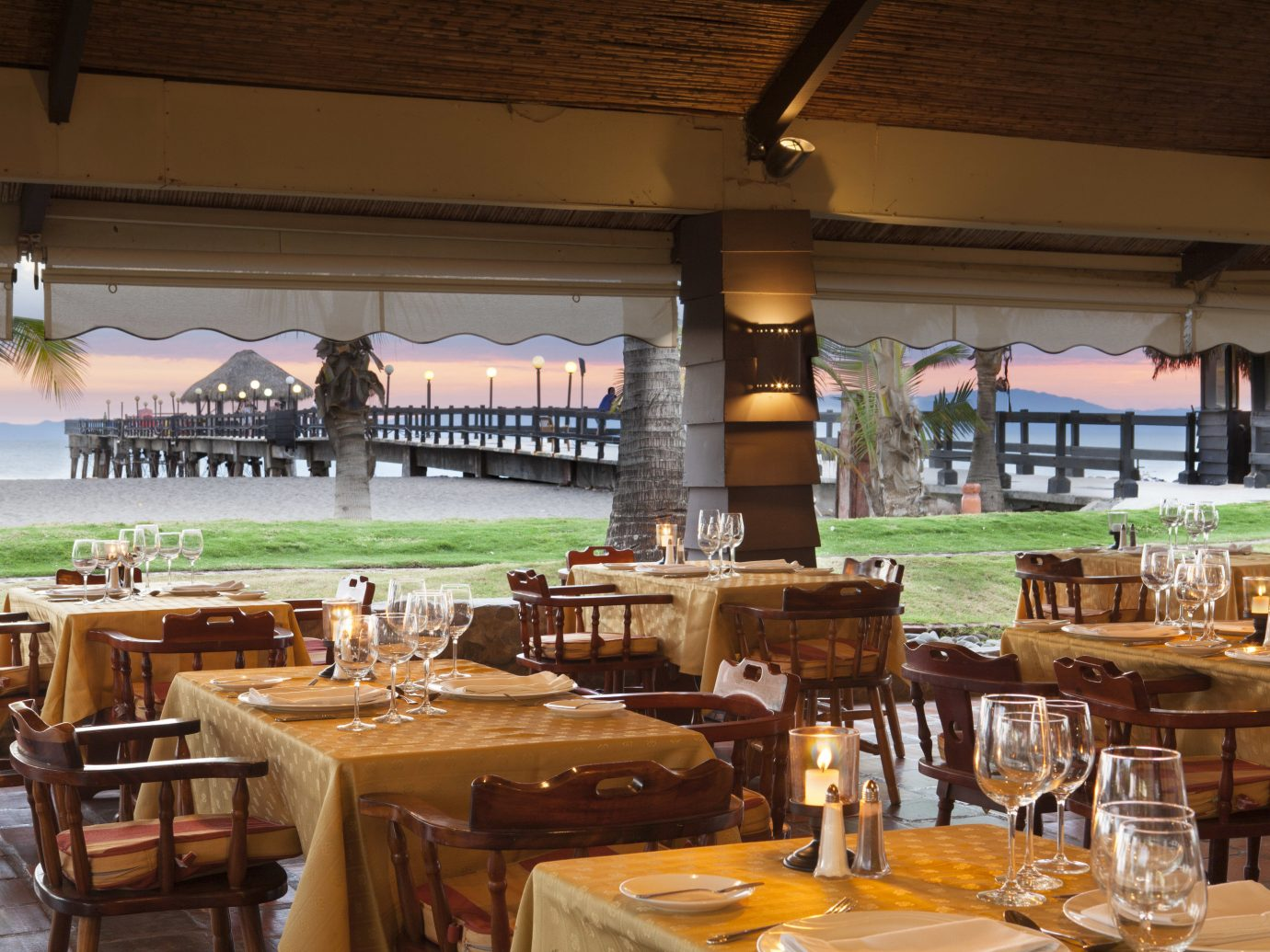 The dining room at Fiesta Resort All Inclusive Costa Rica