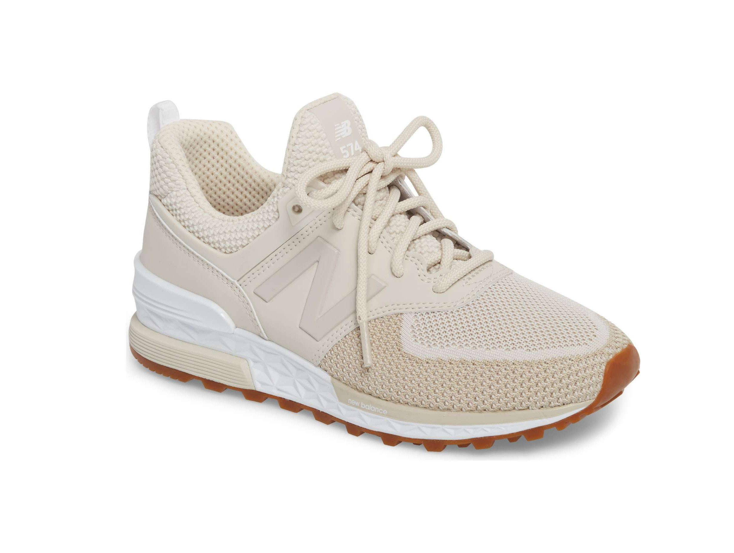 Health + Wellness Style + Design Travel Shop footwear white shoe walking shoe sportswear running shoe beige outdoor shoe product cross training shoe tennis shoe product design sneakers athletic shoe