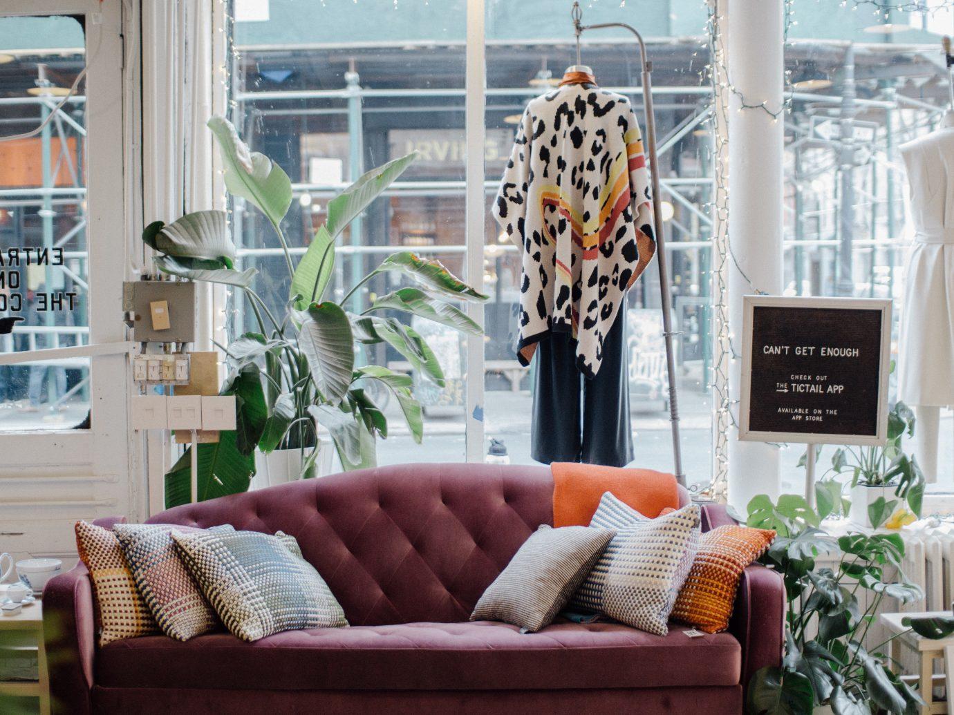 Style + Design Living room living room home interior design furniture Design window covering decorated area