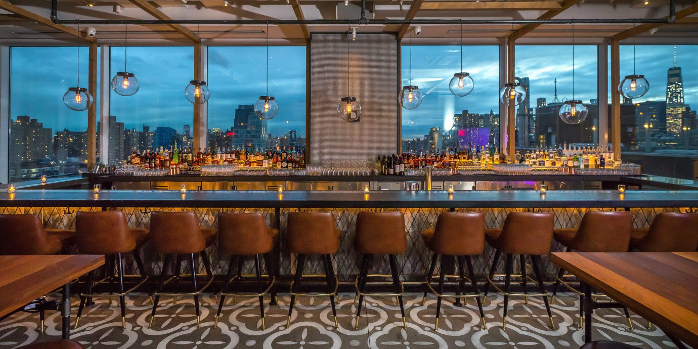 The Best Rooftop Bars in New York City | Jetsetter
