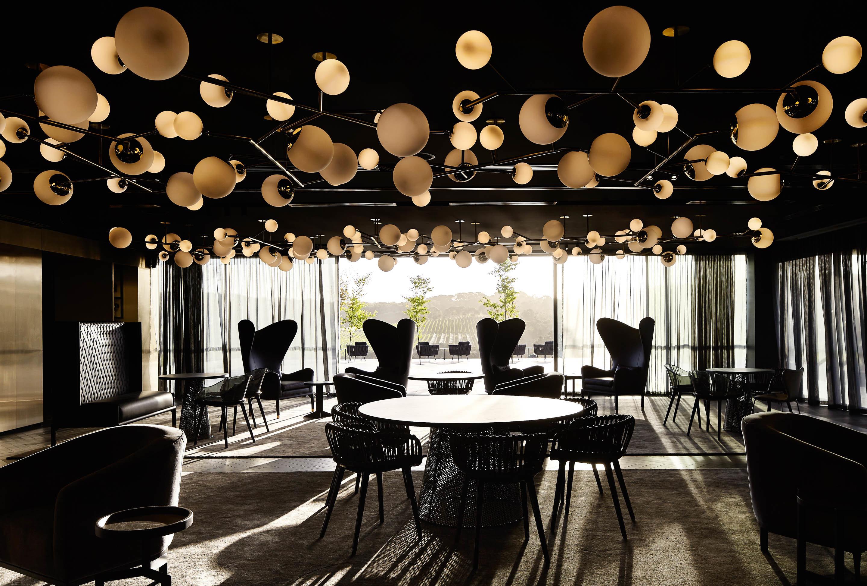 Boutique Hotels Hotels Luxury Travel indoor floor function hall ceiling room interior design light fixture lighting dining room restaurant table chandelier furniture decor ceremony