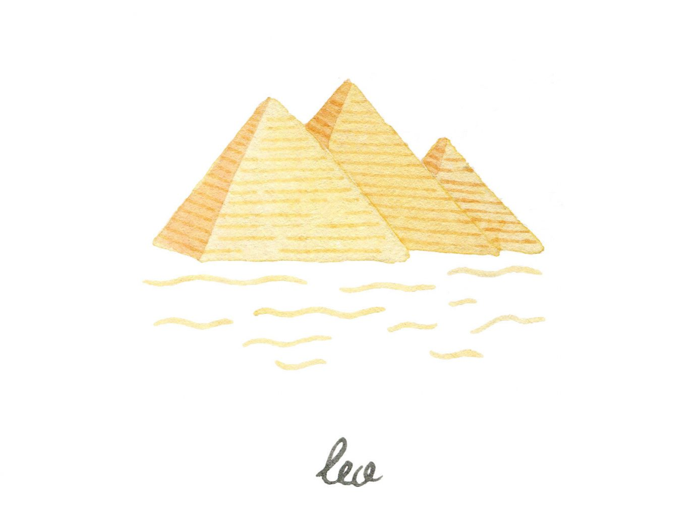 Style + Design shape line triangle illustration