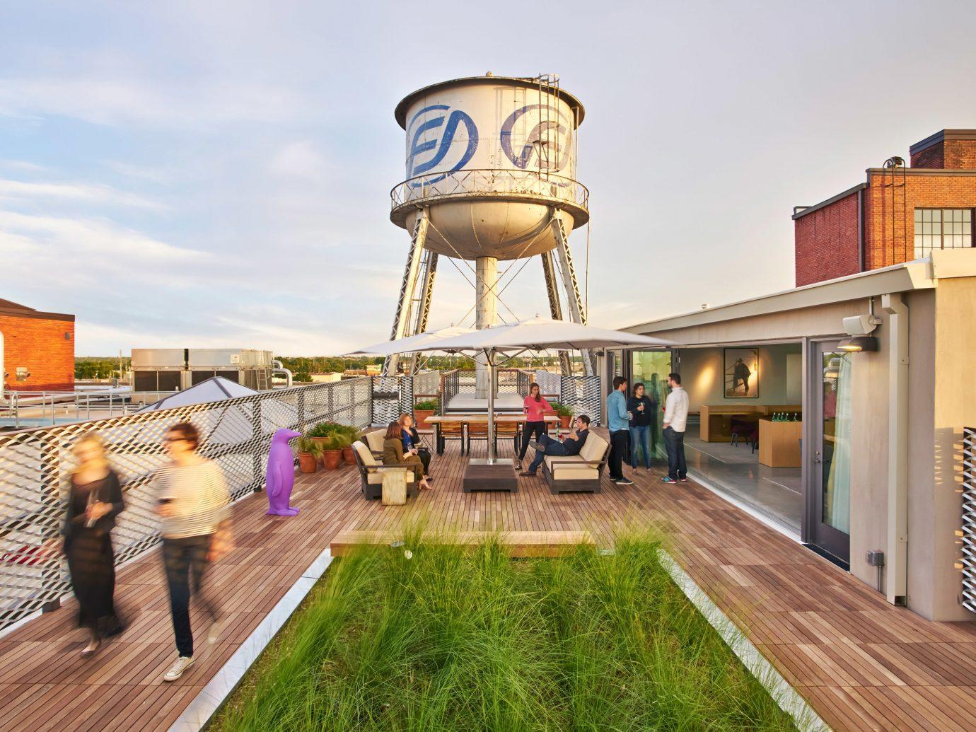 Hotels sky outdoor leisure Resort amusement park vacation walkway park estate boardwalk