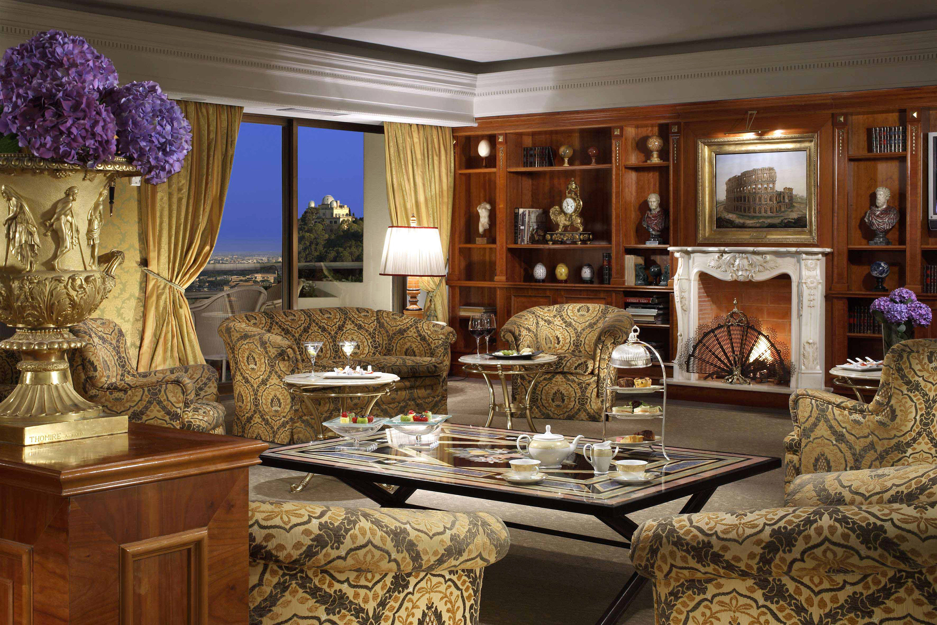 Boutique Hotels City Elegant Italy Living Luxury Travel Rome Indoor Room Property Home