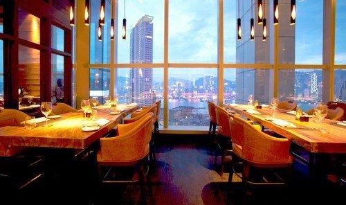 Jetsetter Guides window indoor floor room building restaurant Resort function hall