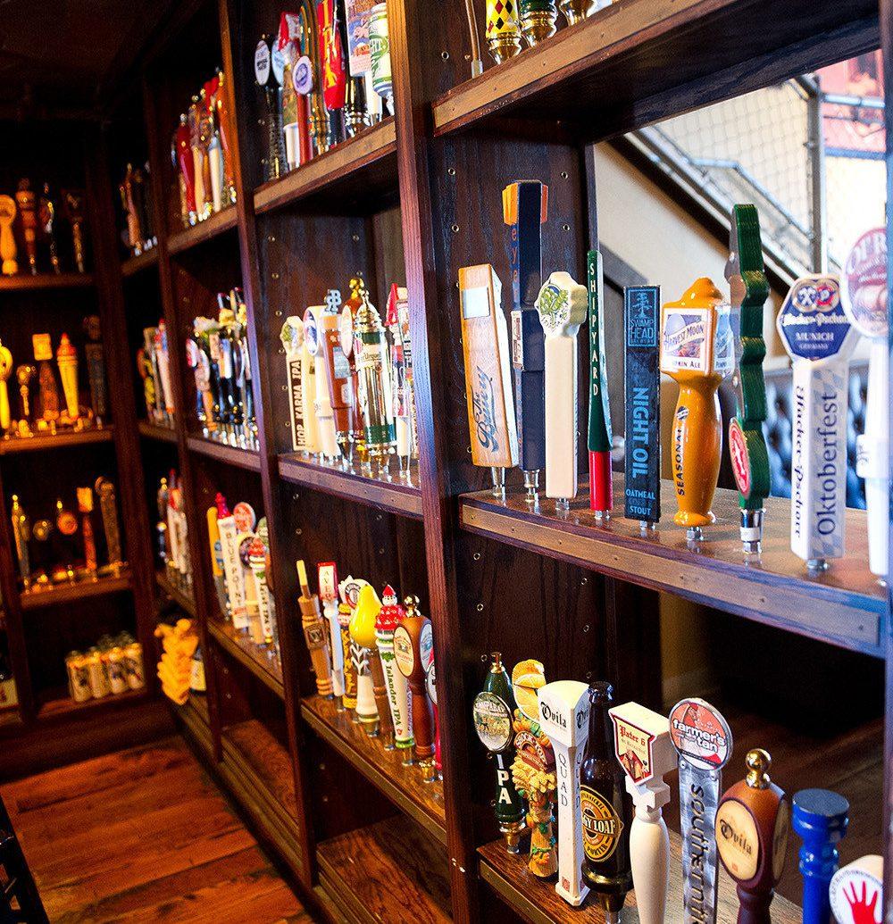 Trip Ideas shelf indoor book store Bar liquor store lots beer several Shop