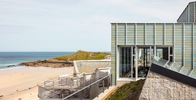 Trip Ideas outdoor Architecture condominium building house real estate Sea apartment facade shore stone