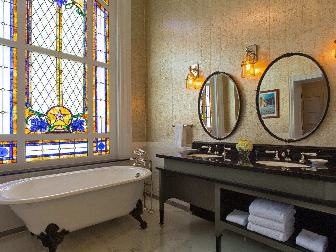 Hotels indoor wall room bathroom interior design window home glass