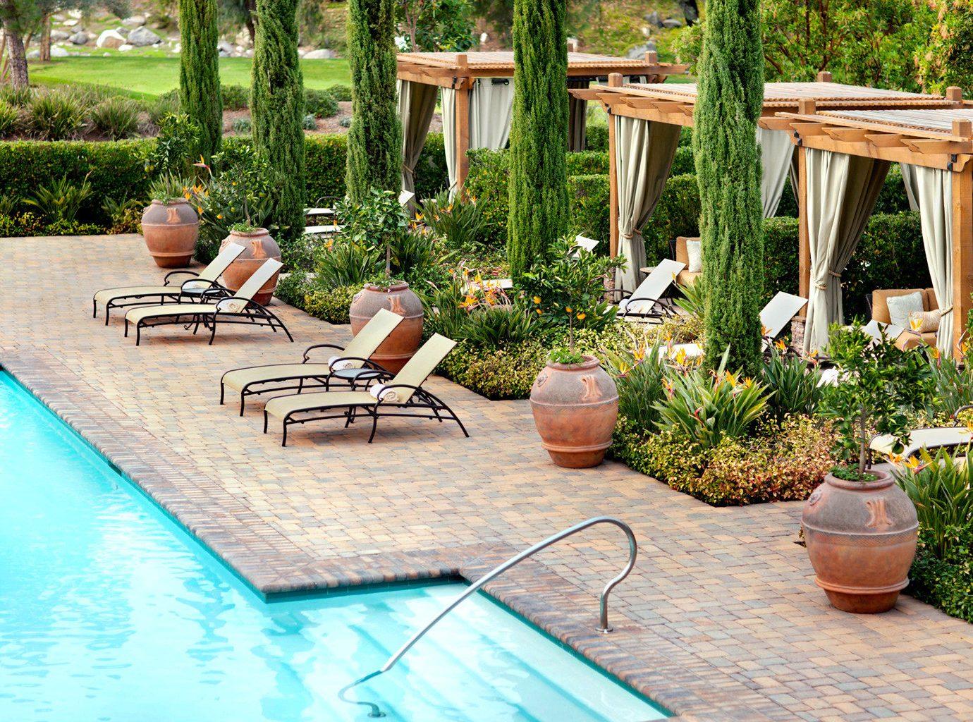 Pool At Rancho Bernardo Inn In San Diego, Ca