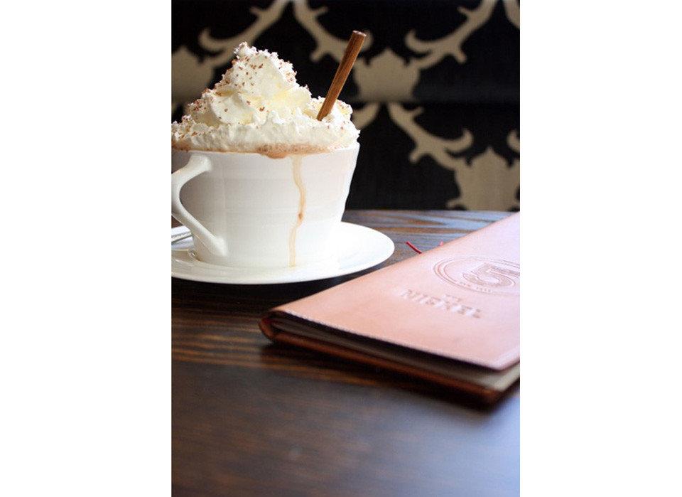 Food + Drink cake table indoor food cup dessert Drink flavor coffee cup
