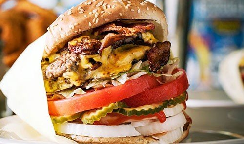 Trip Ideas food snack food sandwich dish hamburger indoor veggie burger fast food meal produce cheeseburger cuisine blt slider meat lunch close