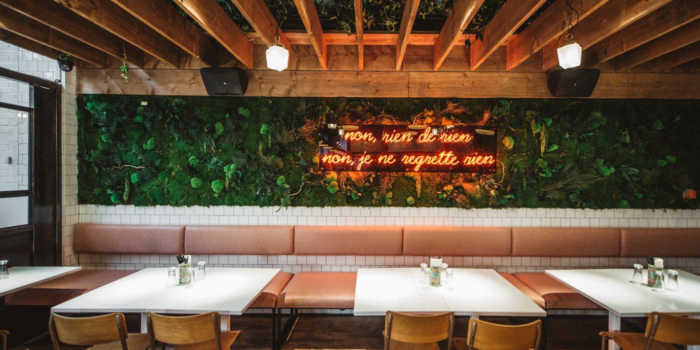 Trip Ideas indoor table floor ceiling interior design room Living restaurant café area furniture