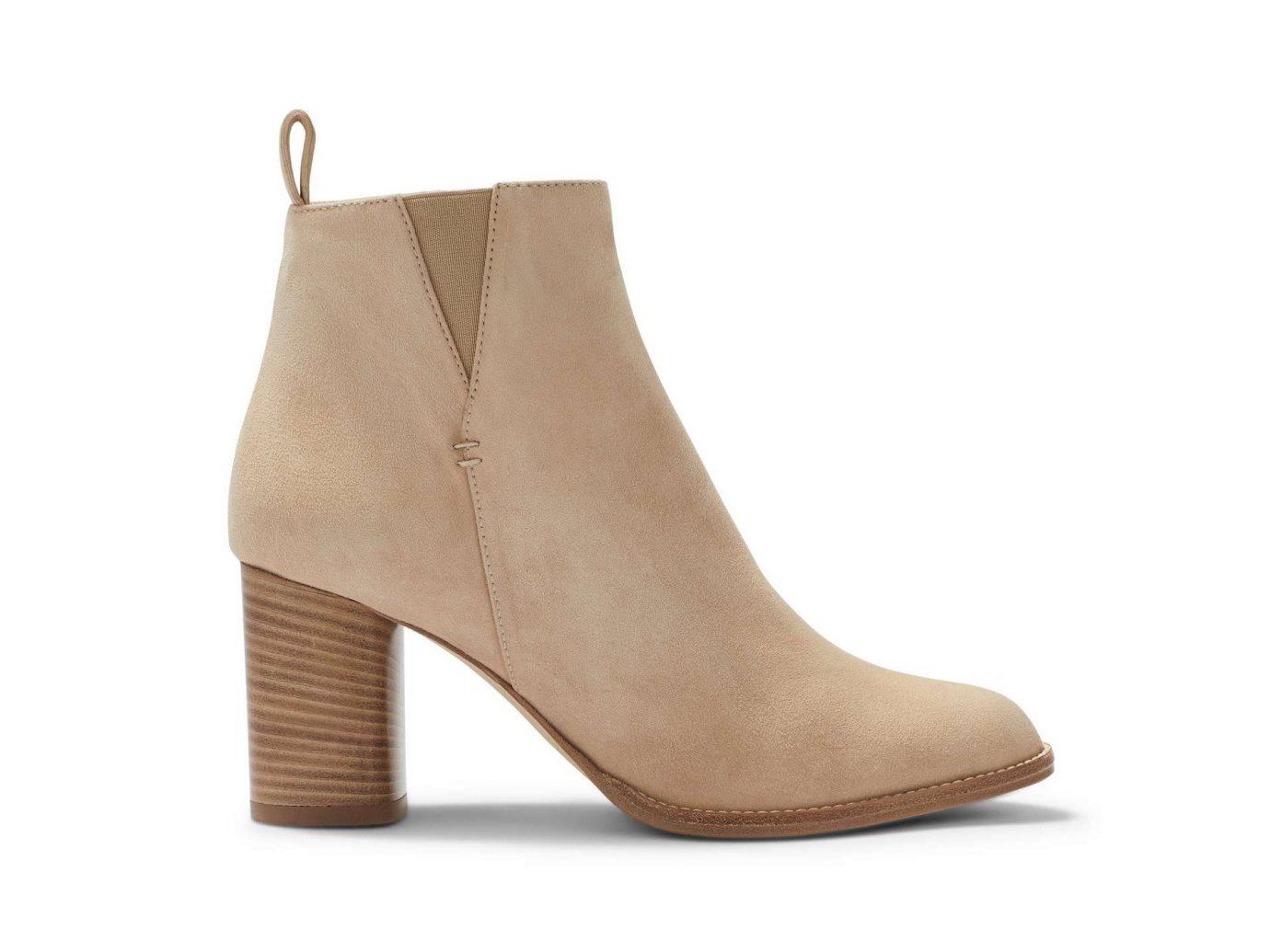 Spring Travel Style + Design Travel Shop khaki boot beige suede high heeled footwear shoe product design basic pump outdoor shoe