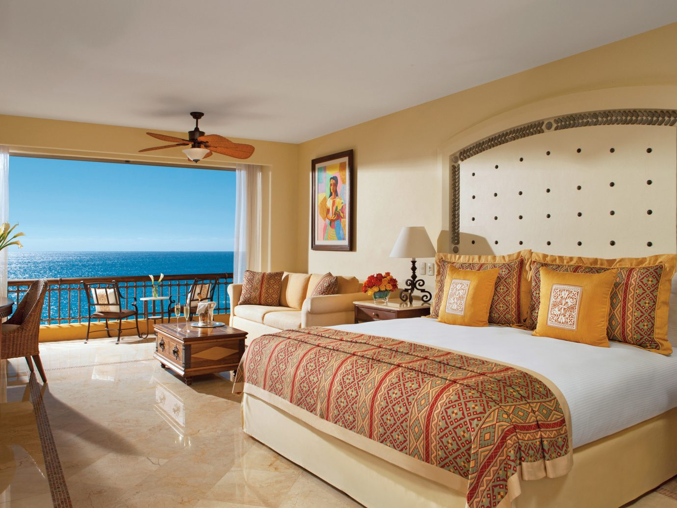 Bedroom at Marquis Los Cabos All-Inclusive Resort & Spa