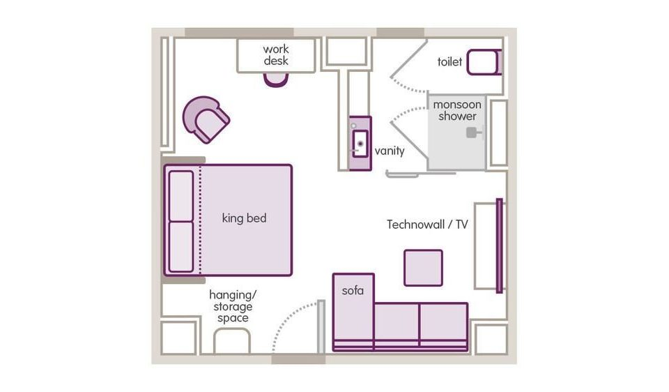 floor plan purple text abstract product line plan square product design diagram schematic screenshot angle rectangle pattern media font elevation drawing