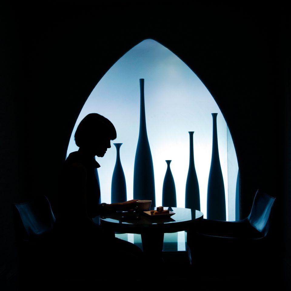 man darkness light night abstract lighting silhouette shape computer wallpaper symmetry illustration dark