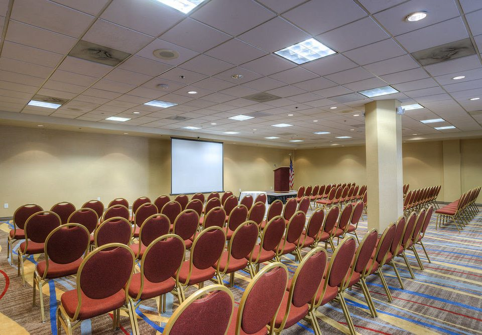 auditorium chair conference hall function hall convention convention center meeting academic conference arranged conference room
