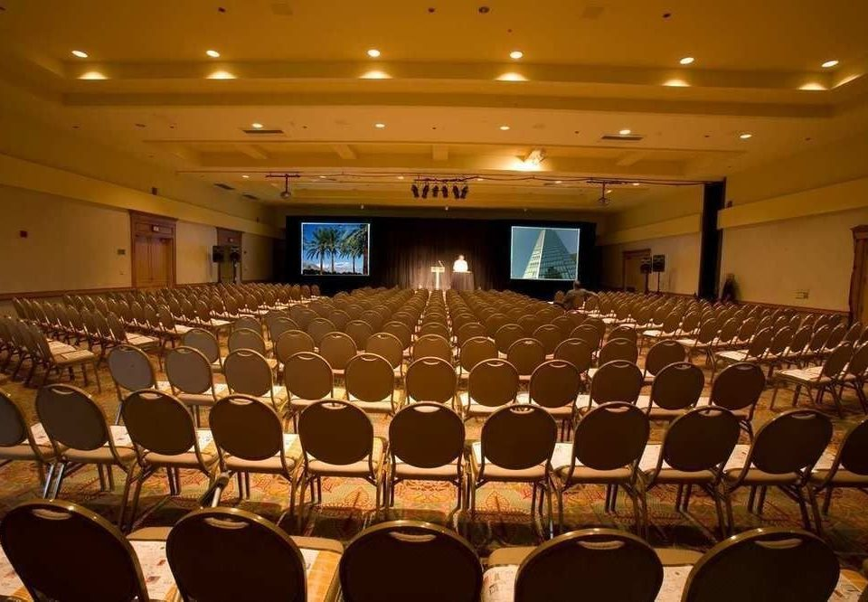 auditorium function hall conference hall convention academic conference stage ballroom banquet convention center meeting audience theatre hall conference room lined line