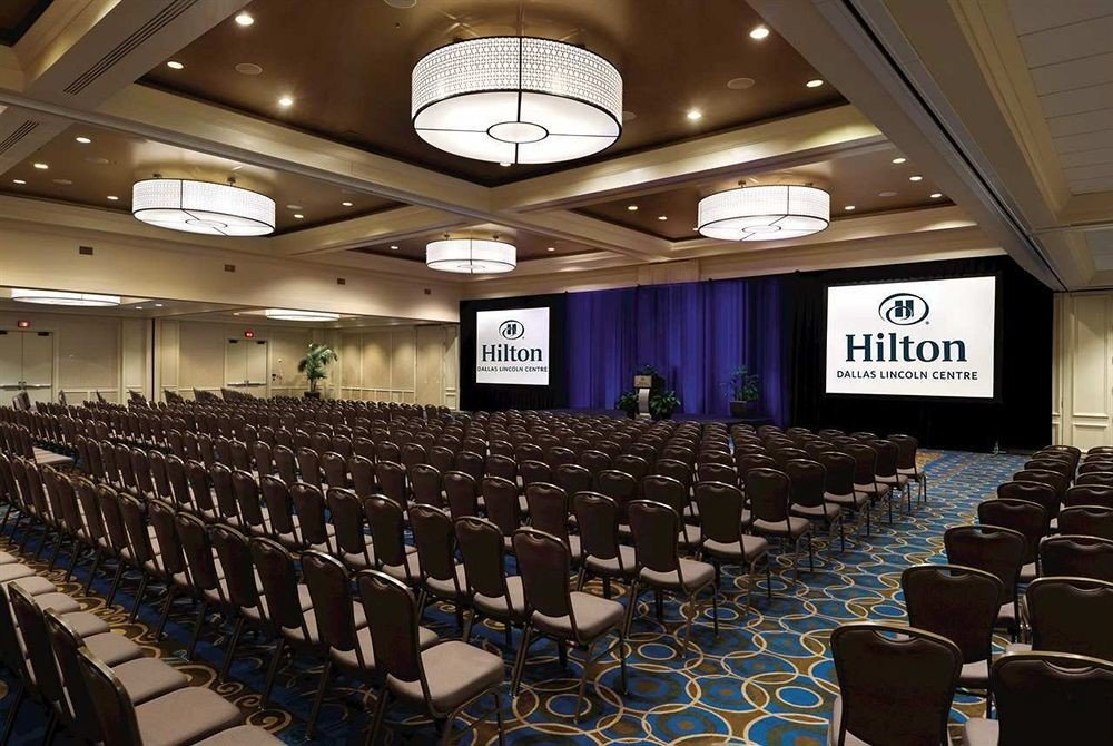 auditorium conference hall function hall convention convention center academic conference meeting ballroom theatre audience line lined