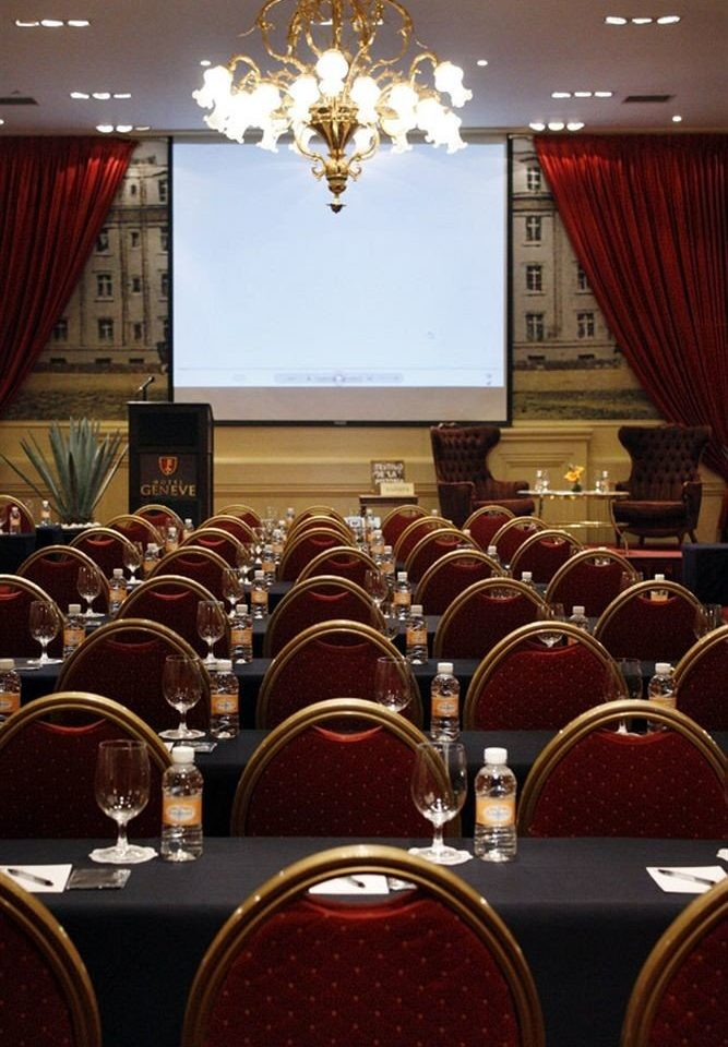 chair function hall academic conference conference hall auditorium convention meeting audience ballroom