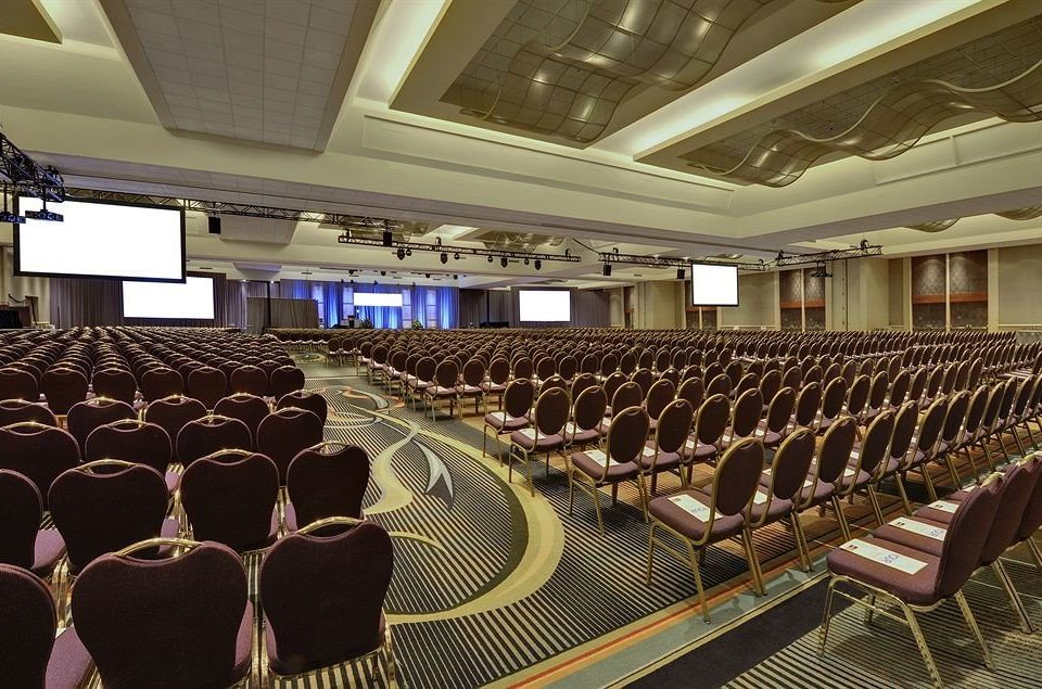 auditorium conference hall function hall theatre convention center audience convention ballroom academic conference