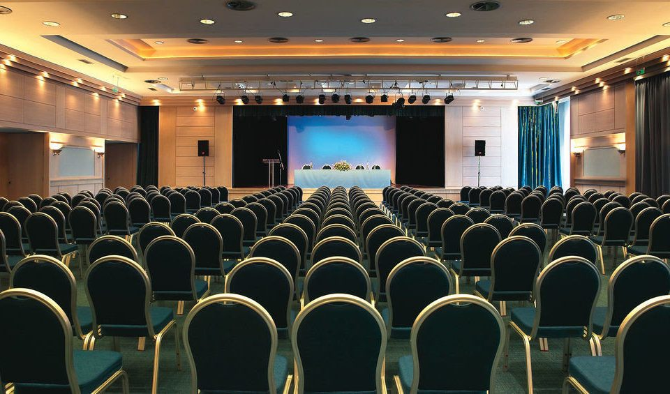 auditorium conference hall function hall convention academic conference meeting audience convention center ballroom theatre conference room
